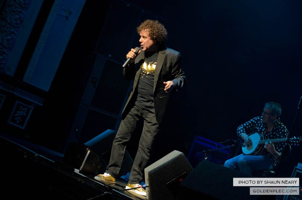 Leo Sayer at Olympia Theatre on November 3rd 2013-06