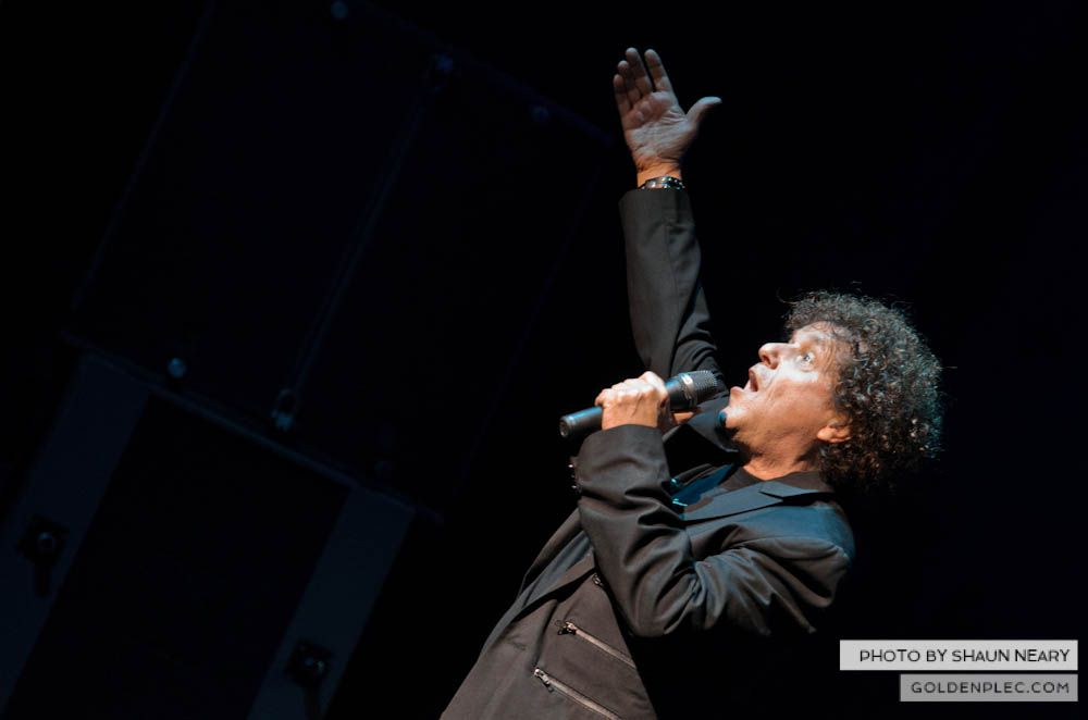 Leo Sayer at Olympia Theatre on November 3rd 2013-09