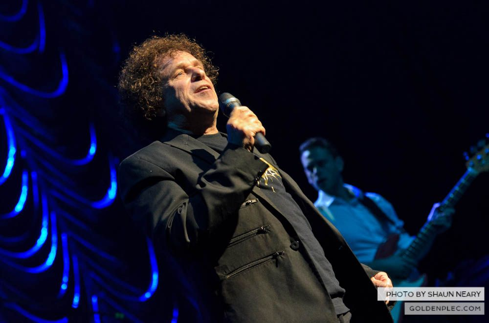 Leo Sayer at Olympia Theatre on November 3rd 2013-10