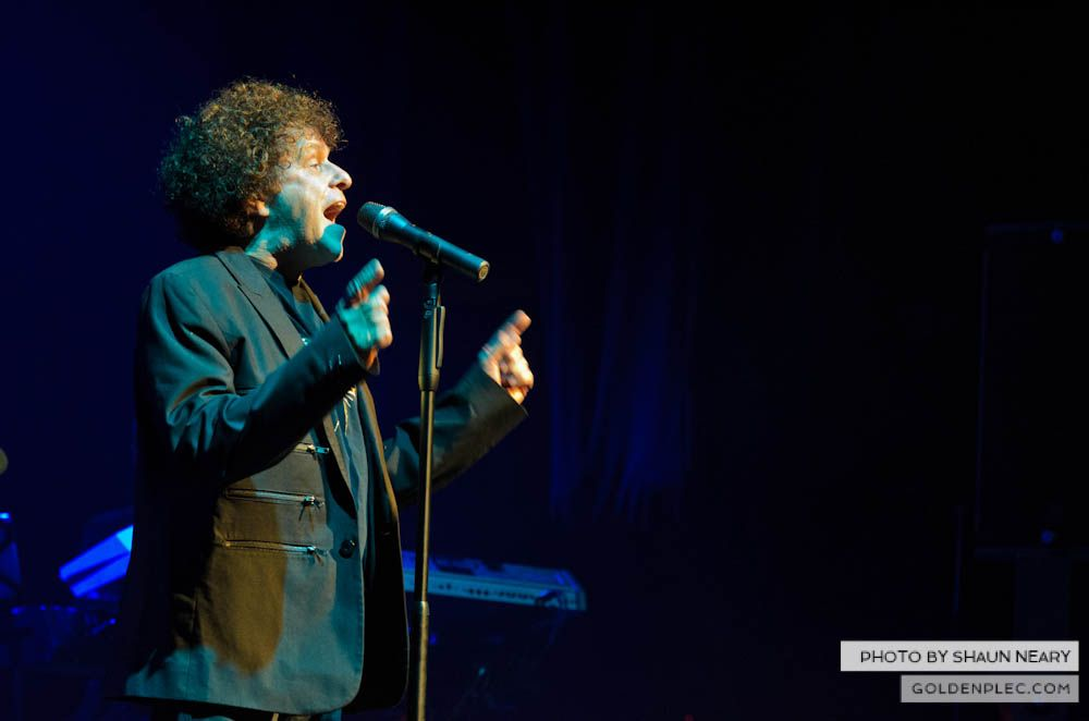 Leo Sayer at Olympia Theatre on November 3rd 2013-21