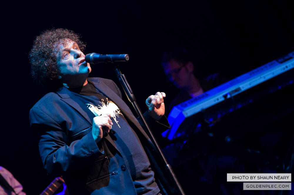 Leo Sayer at Olympia Theatre on November 3rd 2013-25