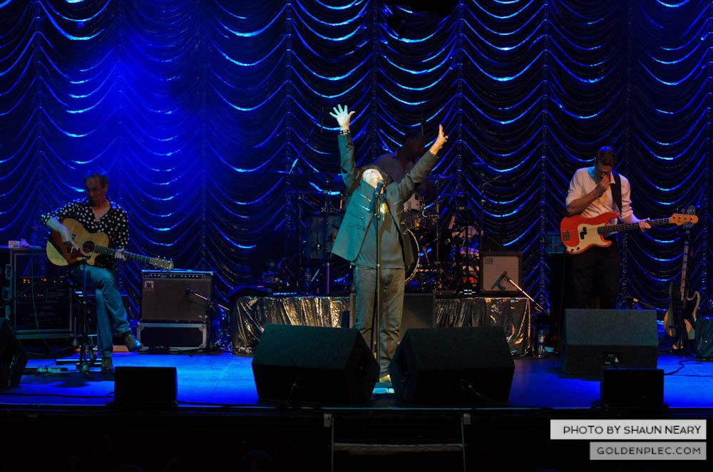 Leo Sayer at Olympia Theatre on November 3rd 2013-26