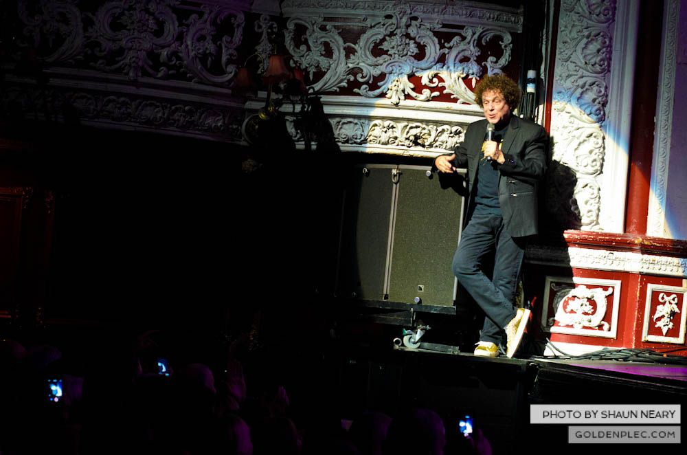 Leo Sayer at Olympia Theatre on November 3rd 2013-28