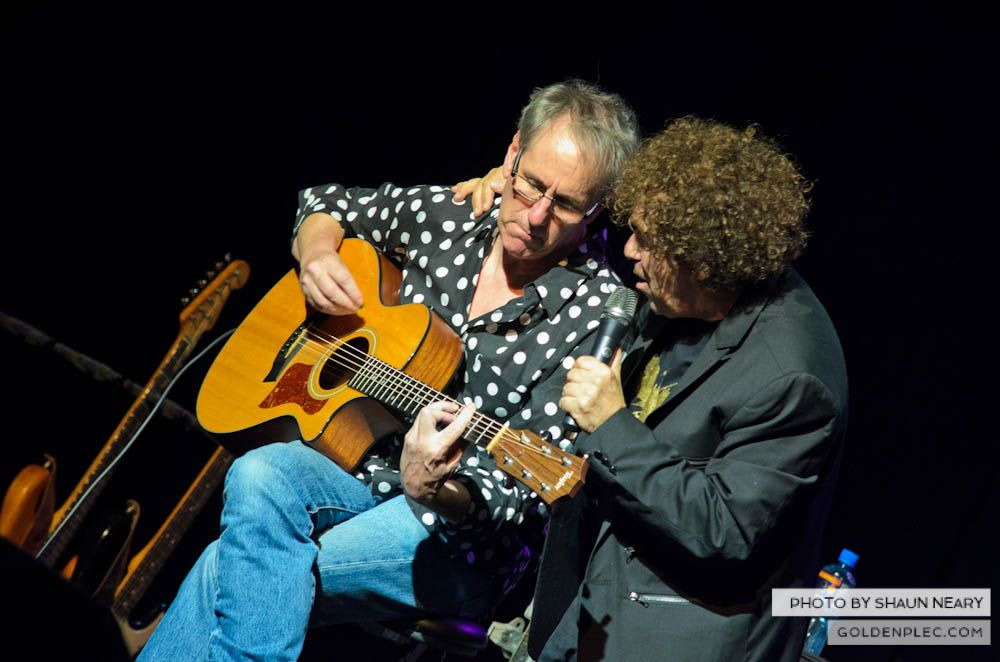 Leo Sayer at Olympia Theatre on November 3rd 2013-30