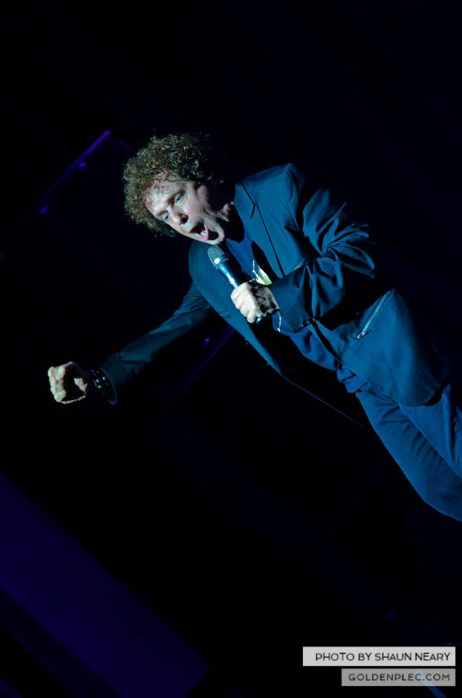 Leo Sayer at Olympia Theatre on November 3rd 2013-32