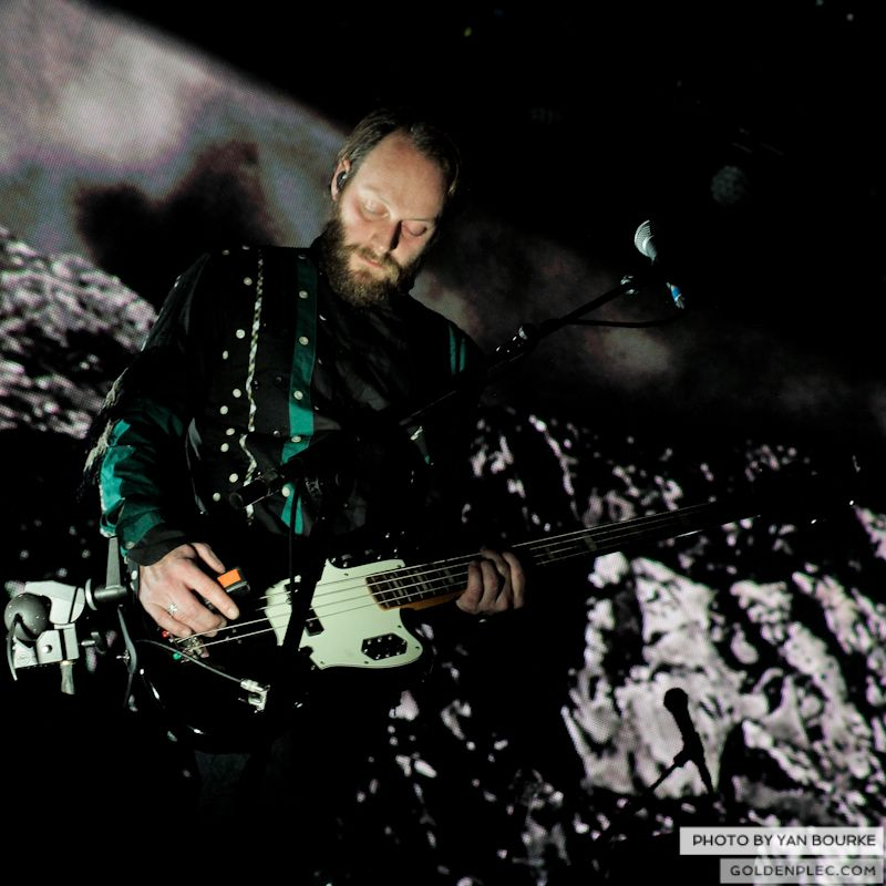 Sigur Ros at The O2 on 16-11-2013 by Yan Bourke-14