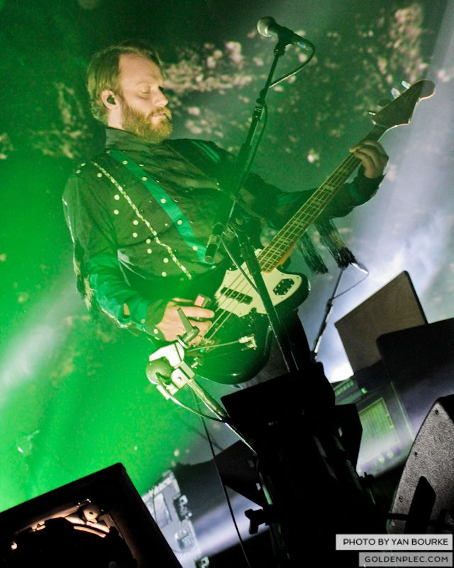 Sigur Ros at The O2 on 16-11-2013 by Yan Bourke-8