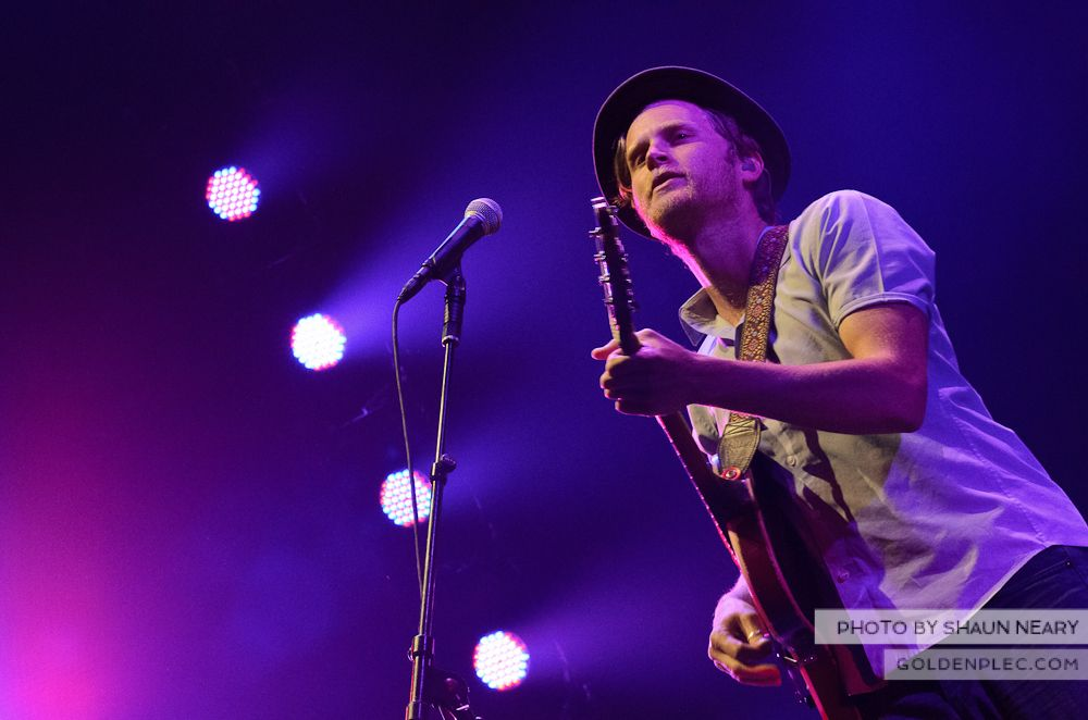 The Lumineers at The o2 Dublin on November 21st 2013-19