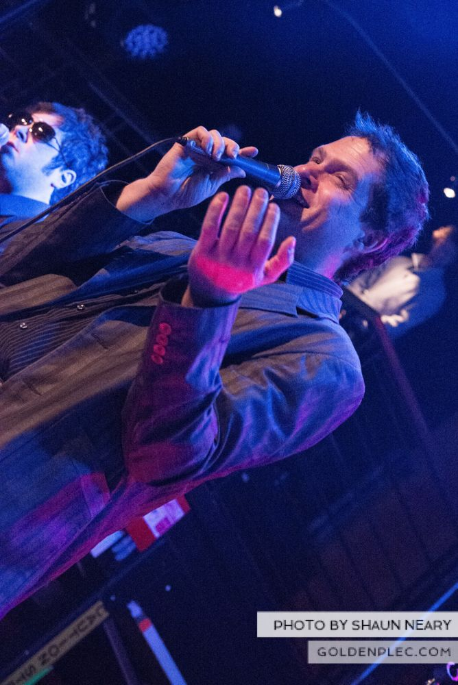 Electric Six at The Academy, Dublin on November 30th 2013-05