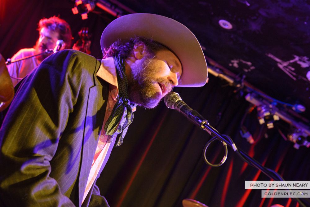 Hothouse Flowers at Whelans, Dublin on December 29th 2013-02