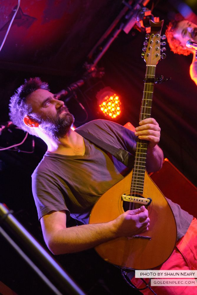Hothouse Flowers at Whelans, Dublin on December 29th 2013-16