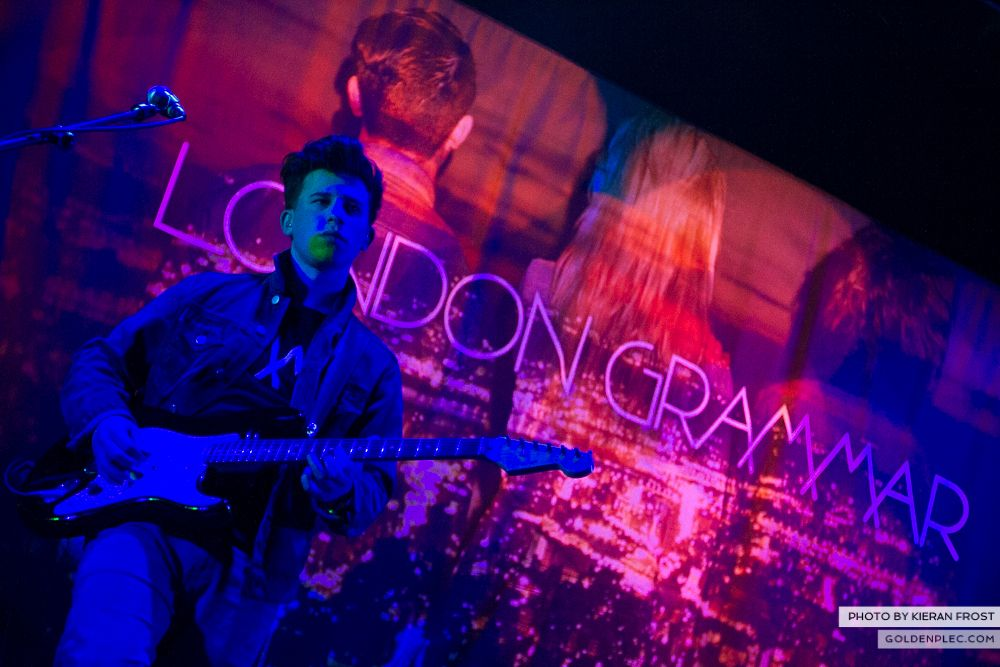 London Grammar at The Academy by Kieran Frost