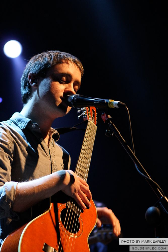Villagers and Jape at Vicasr St, Dublin