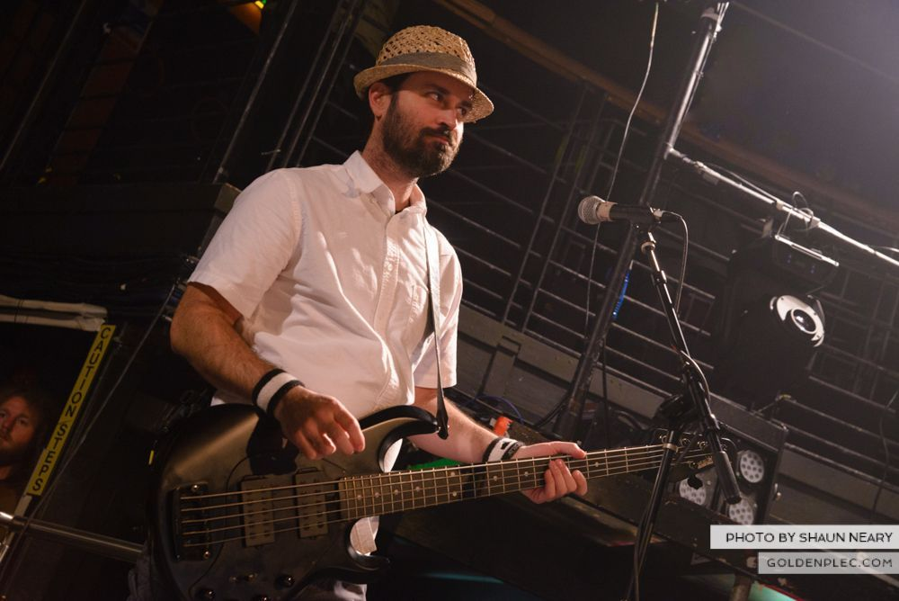 Reel Big Fish at The Academy, Dublin on January 30th 2014-15