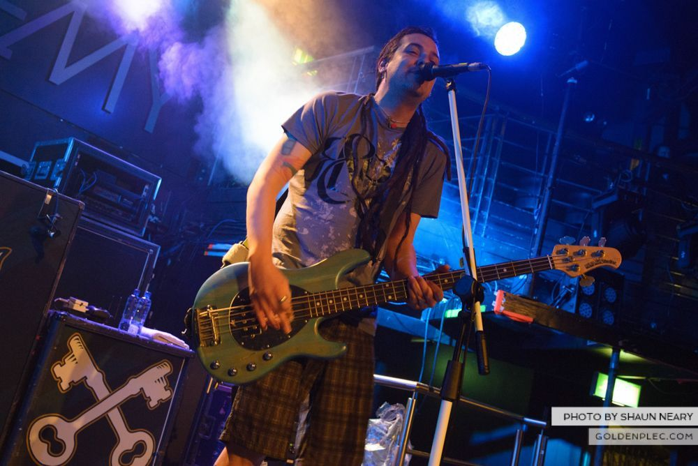 Zebrahead at The Academy, Dublin on January 30th 2014-19