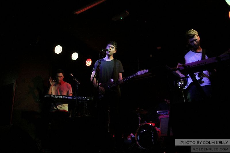 Cymbals live at The Workmans Club, Dublin by Colm Kelly _Photo Credit Colm Kelly