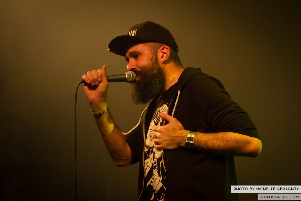 Dan Le Sac vs Scroobius Pip at Vicar Street by Michelle Geraghty-4122