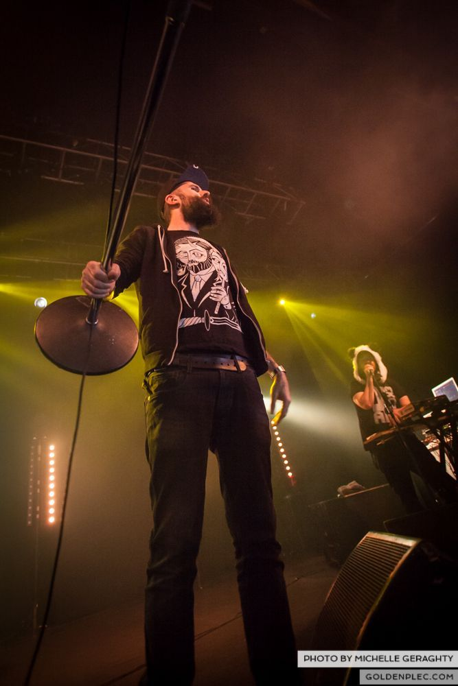 Dan Le Sac vs Scroobius Pip at Vicar Street by Michelle Geraghty-8576