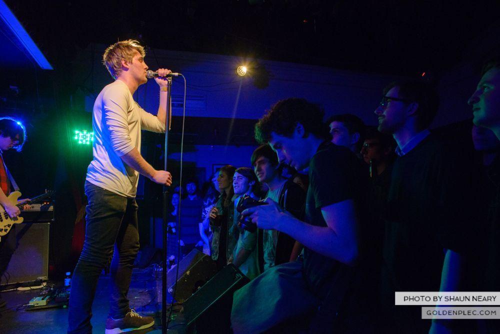 Girl Band at Whelans, Dublin on February 8th 2014-14