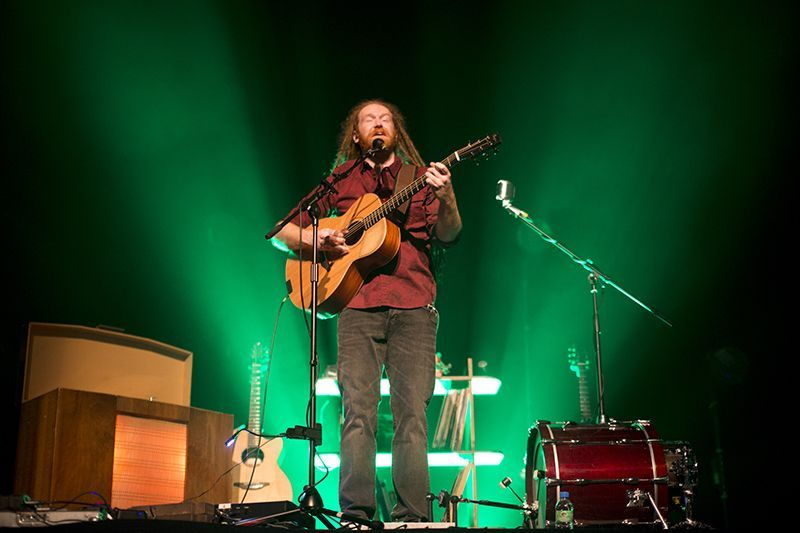 Newton Faulkner at The Olympia Theatre on 6th February