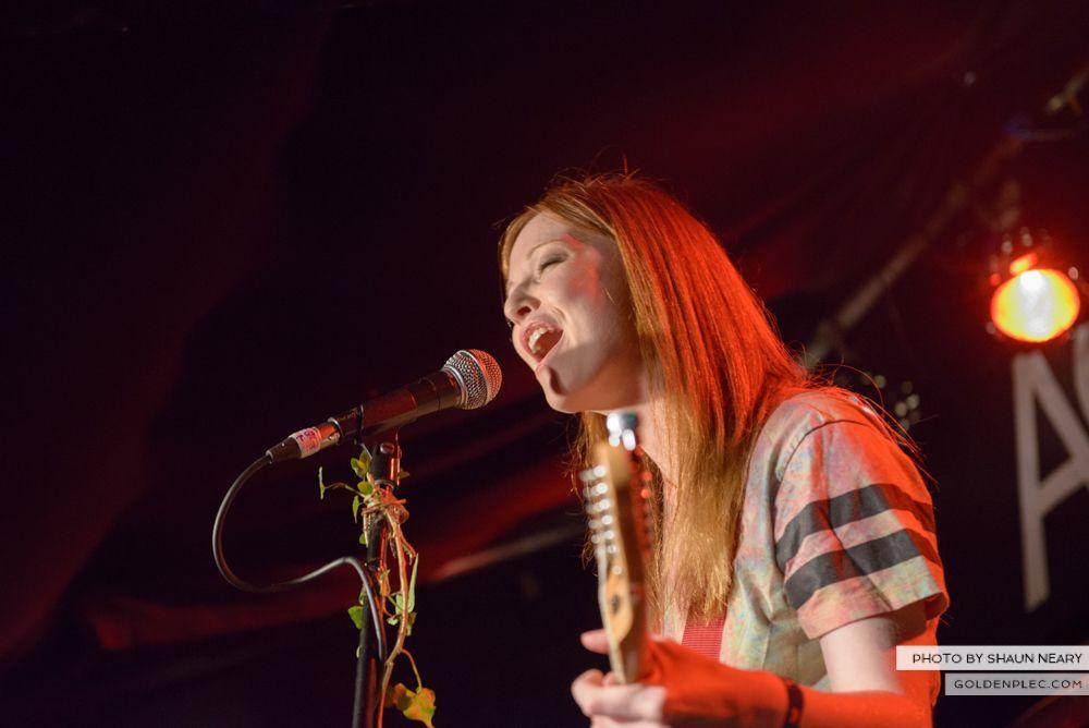 Orla Gartland at The Academy 2, Dublin on February 22nd 2014-04