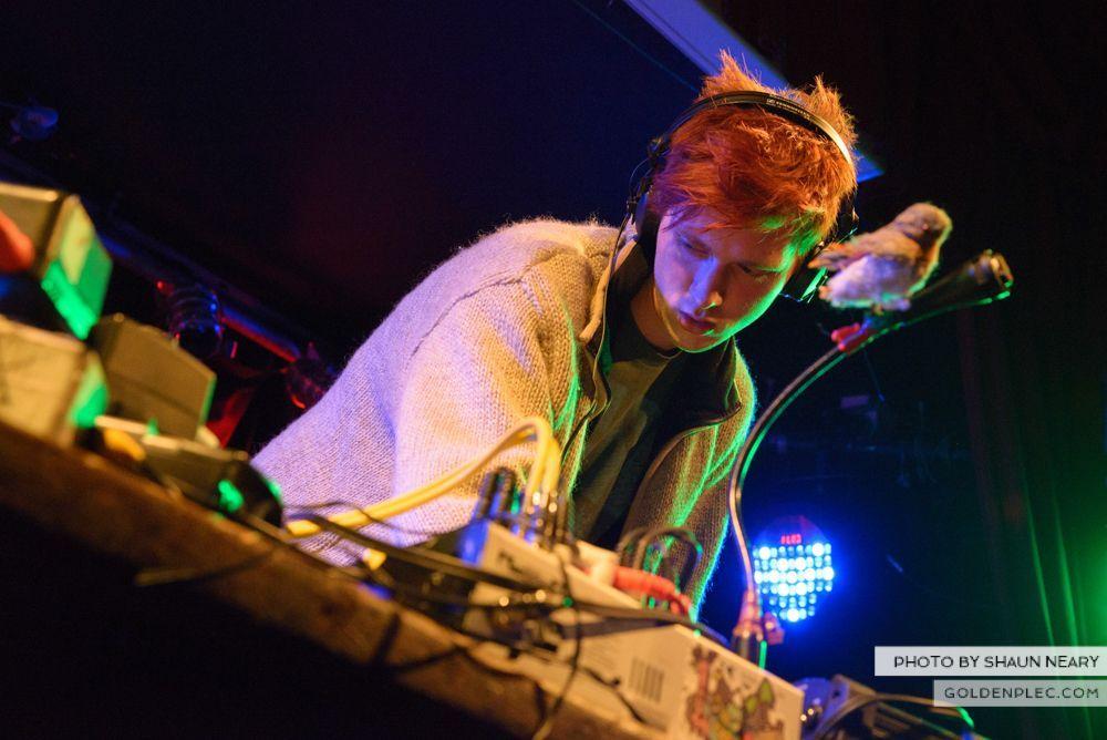 Simon Bird at Whelans, Dublin on February 8th 2014-07