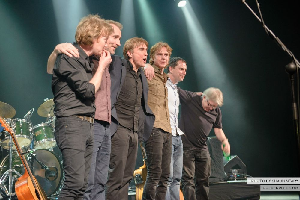 [CONCERT] The 4 Of Us at Vicar Street, Dublin on march 1st 2014-27