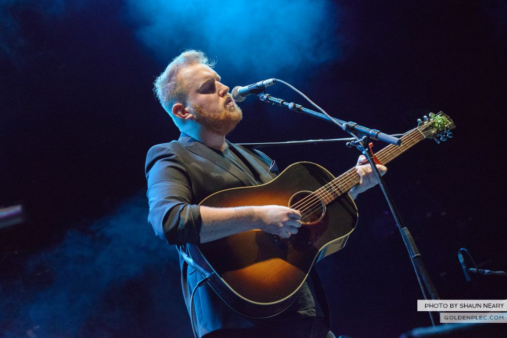 Gavin James at The o2, Dublin on March 16th 2014-3