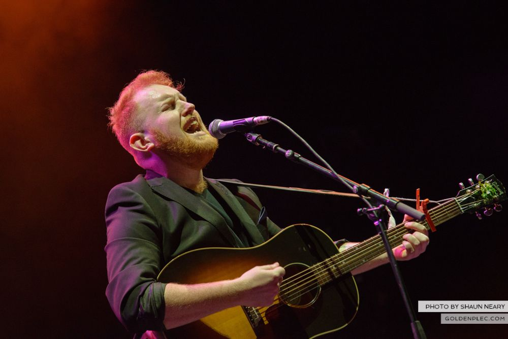 Gavin James at The o2, Dublin on March 16th 2014-6