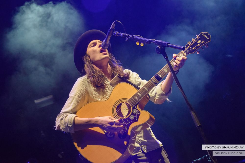 James Bay at The o2, Dublin on March 16th 2014-1