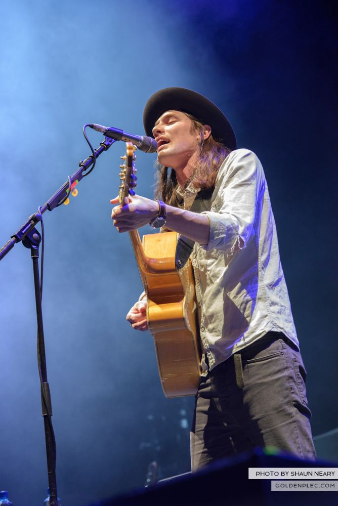 James Bay at The o2, Dublin on March 16th 2014-5