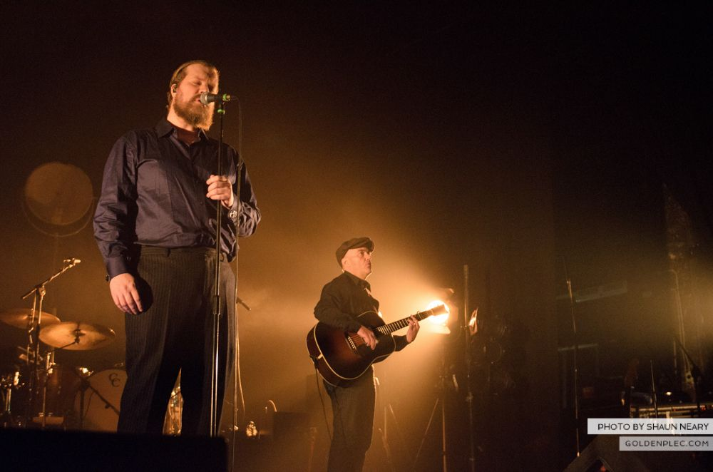 John Grant at The Olympia Theatre, Dublin on March 3rd 2014-01