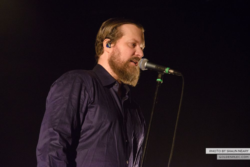 John Grant at The Olympia Theatre, Dublin on March 3rd 2014-04