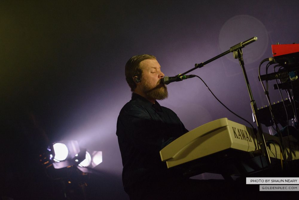 John Grant at The Olympia Theatre, Dublin on March 3rd 2014-19