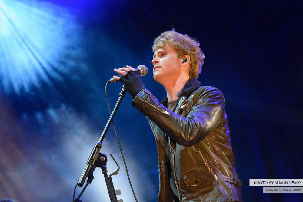 Kodaline at The o2, Dublin on March 16th 2014-07