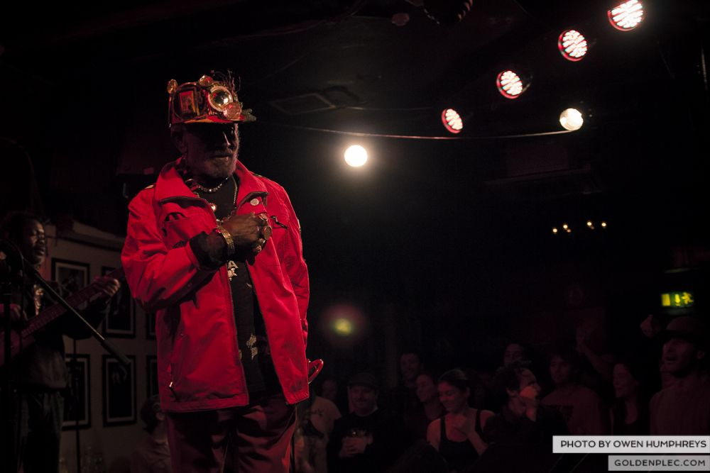 Lee Scratch Perry @ Roisin Dubh on 18-3-14 (6 of 14)