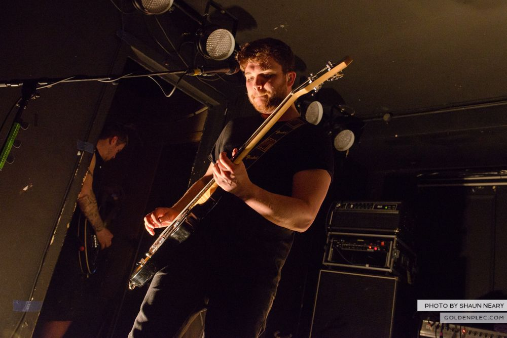 Royal Blood at The Workmans, Dublin on March 30th 2014-11