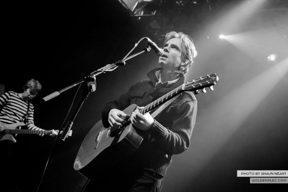 [SOUNDCHECK] The 4 Of Us at Vicar Street, Dublin on March 1st 2014-08