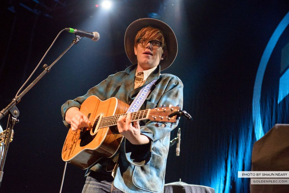 Brett Dennen at Vicar Street, Dublin on April 25th 2014 by Shaun Neary-6