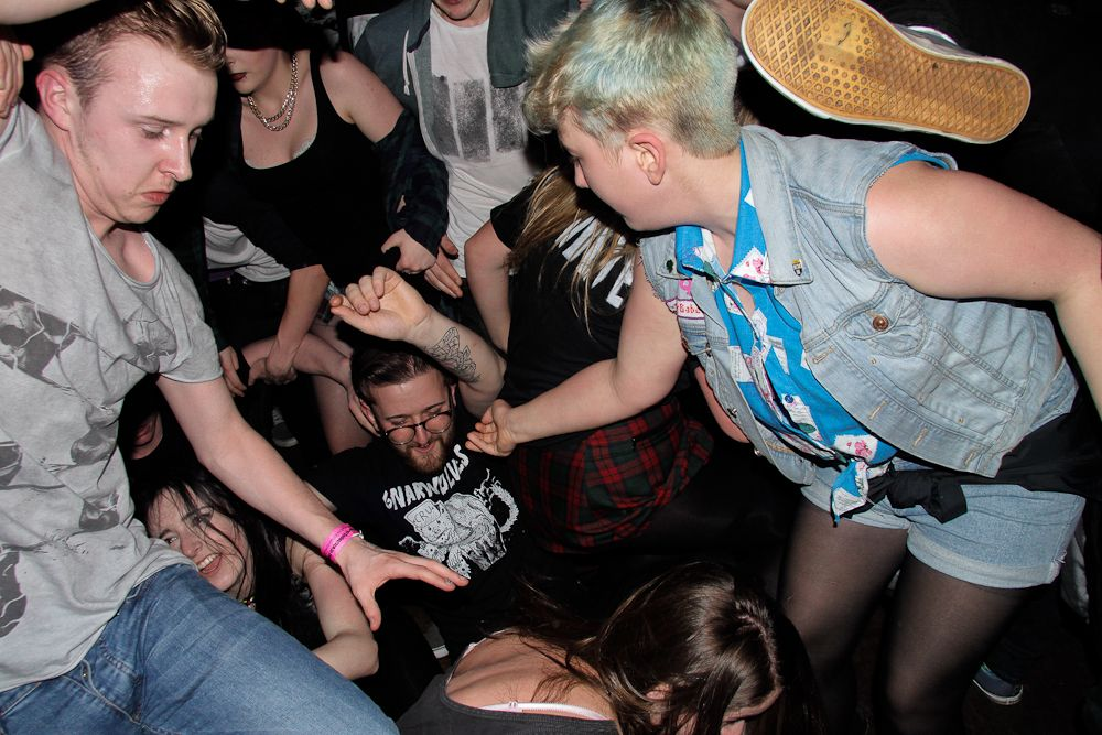Gnarwolves in Fibbers on 03282014 By Yan Bourke 013