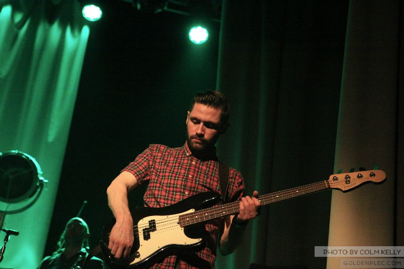 Ham Sandwich at The Olympia by Colm Kelly