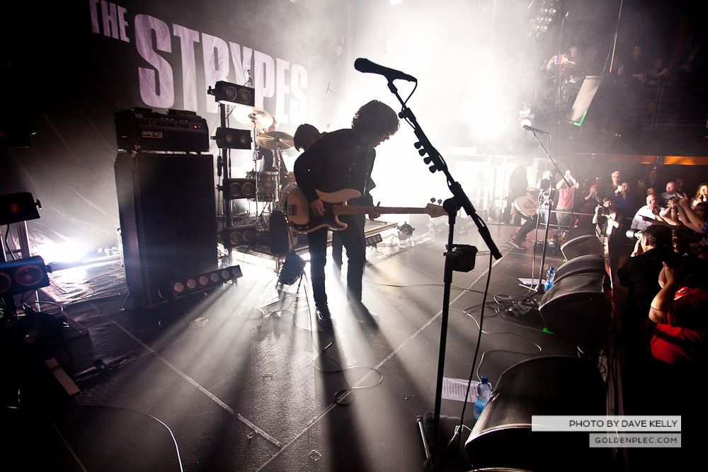 The Strypes at The Academy by Dave Kelly