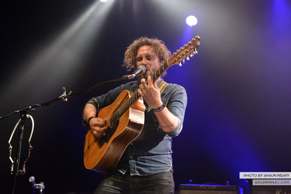 John Butler Trio at Vicar Street, Dublin on April 25th 2014 by Shaun Neary-12
