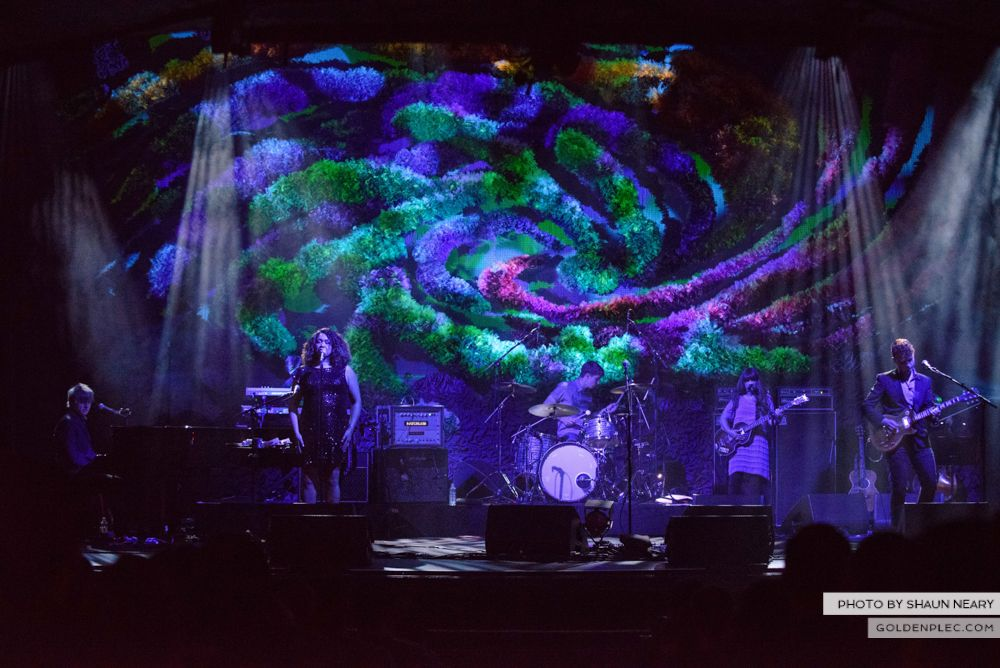 Neil Finn at The Olympia Theatre, Dublin on April 30th 2014 by Shaun Neary-12