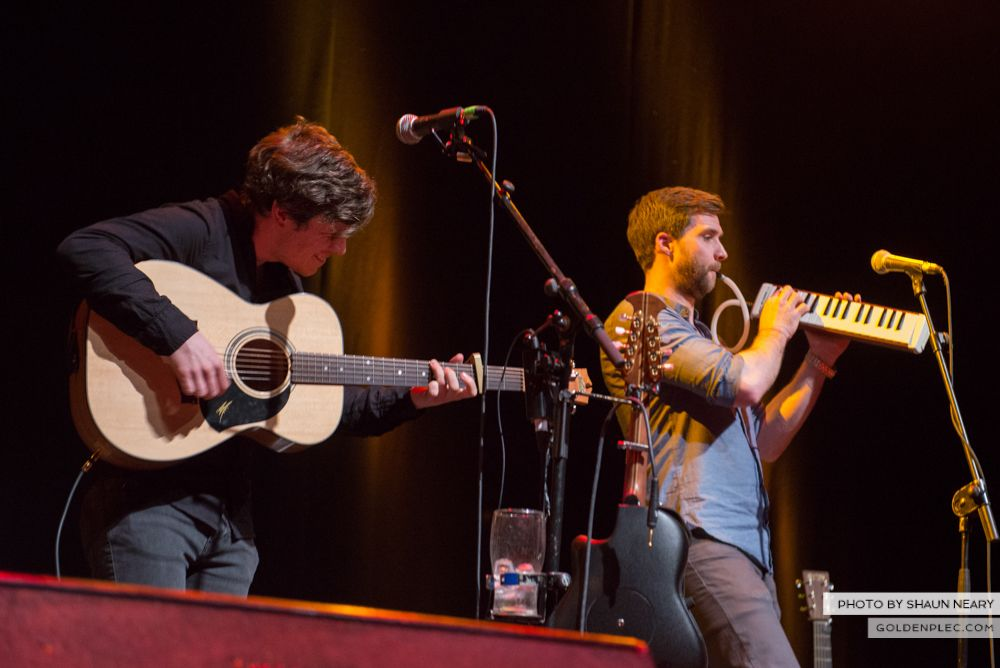 The Young Folk at Vicar Street, Dublin on April 5th 2014 by Shaun Neary-4