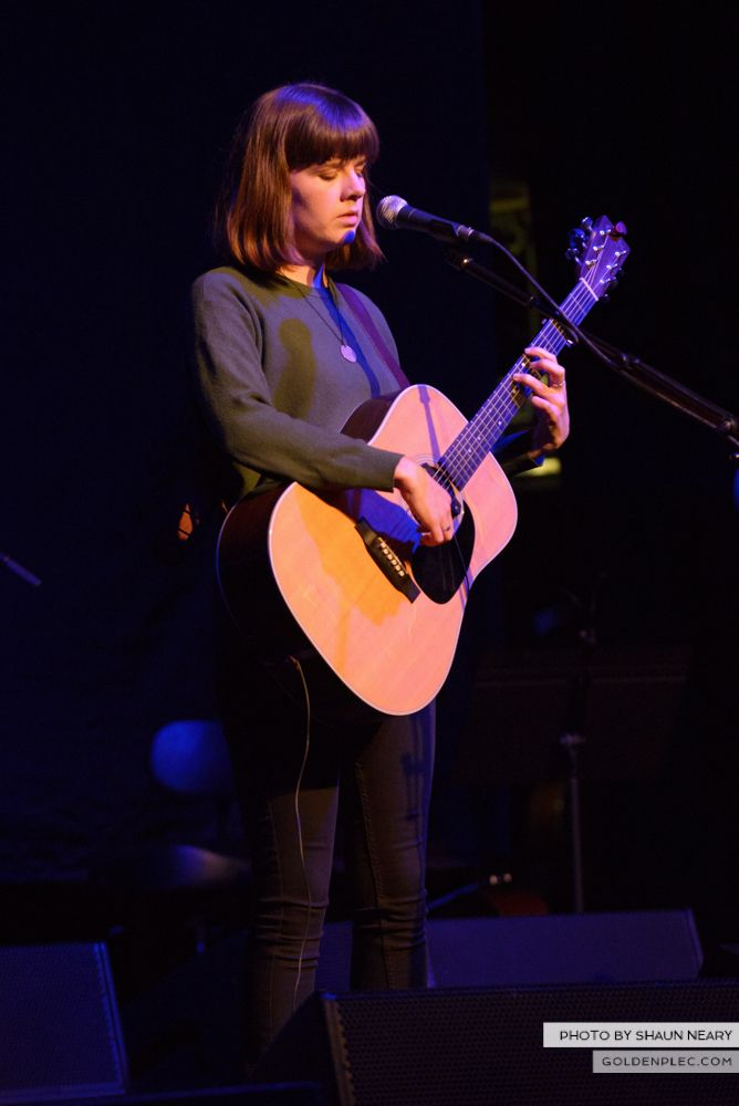 Tiny Ruins at The Olympia Theatre, Dublin on April 30th 2014 by Shaun Neary-6