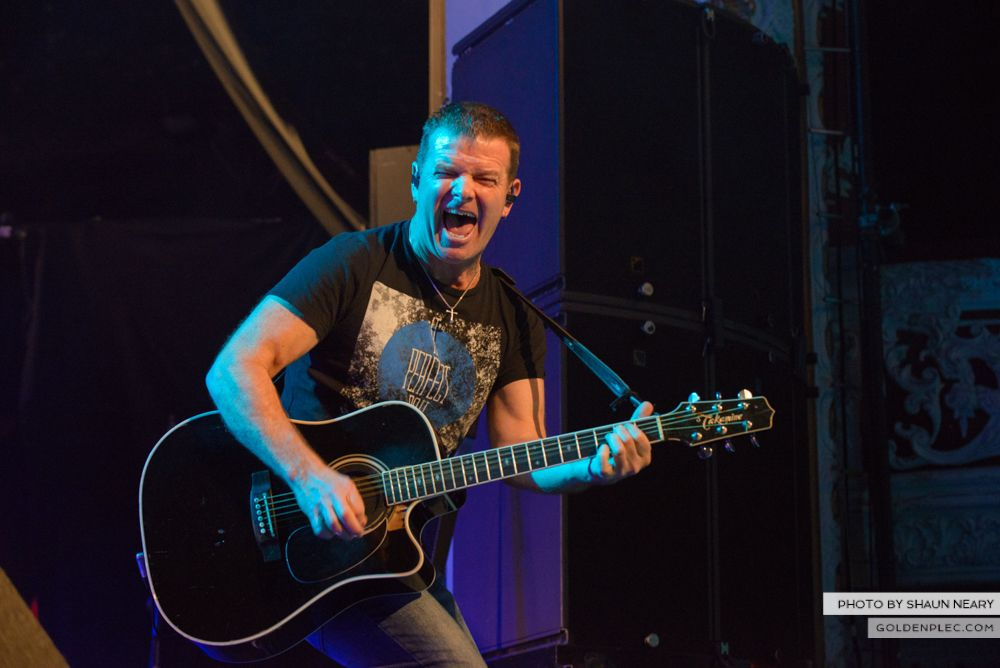 Aslan at The Olympia Theatre, Dublin on May 30th 2014 by Shaun Neary-14