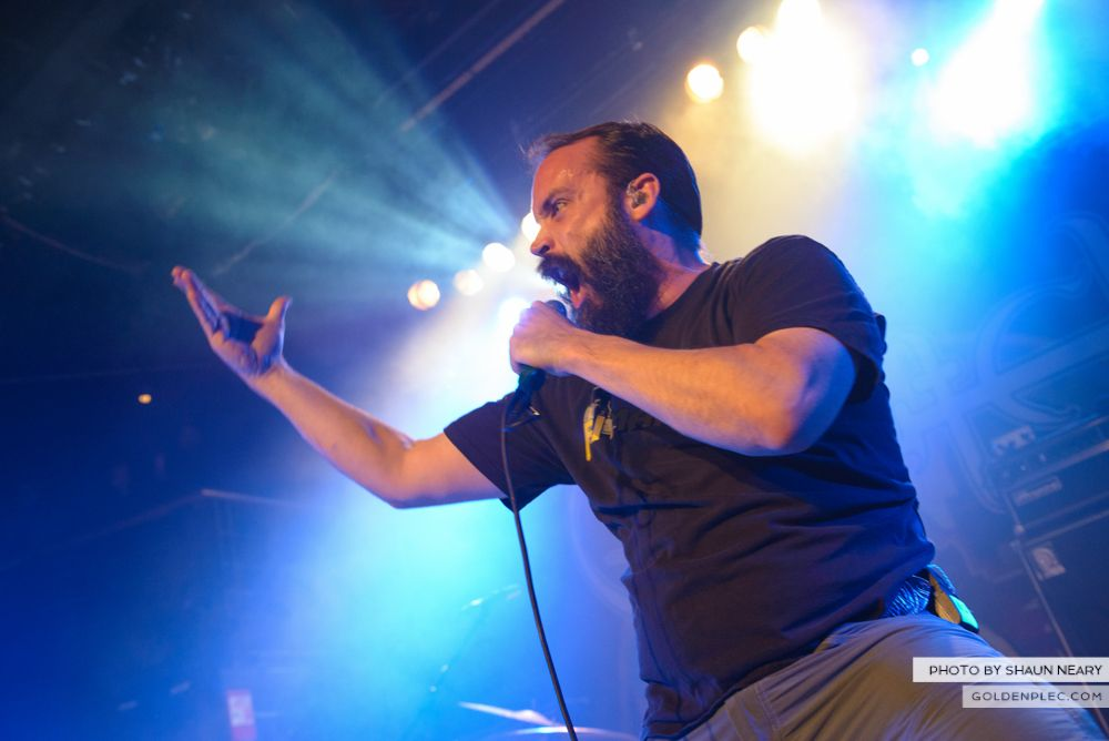 Clutch at The Academy, Dublin on May 9th 2014 by Shaun Neary-16