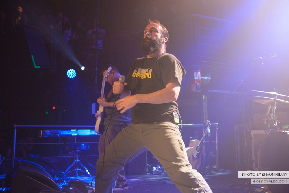 Clutch at The Academy, Dublin on May 9th 2014 by Shaun Neary-18