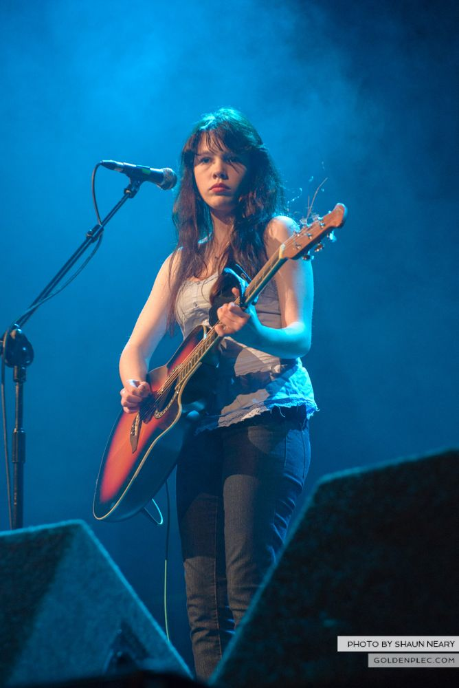 Eve Belle at Barretstown Inspirations, Olympia Theatre, Dublin on May 2nd 2014 by Shaun Neary-7